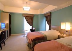 Hotel Monterey Hanzomon - Tokyo - Bedroom