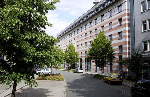 Intercityhotel Nürnberg - Νυρεμβέργη - Κτίριο