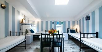AB Hostel - ורשה - חדר שינה