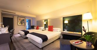 Doubletree By Hilton London Kensington - לונדון - חדר שינה