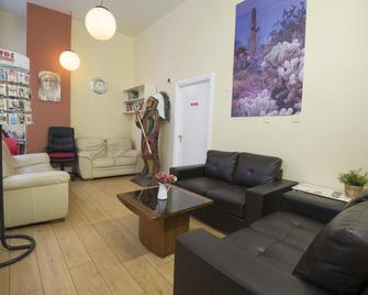 The Apache Hostel - Dublin - Living room