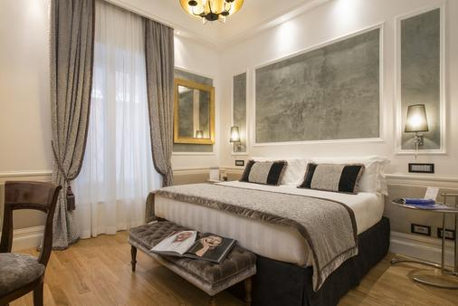 The Britannia Hotel - Rome - Phòng ngủ