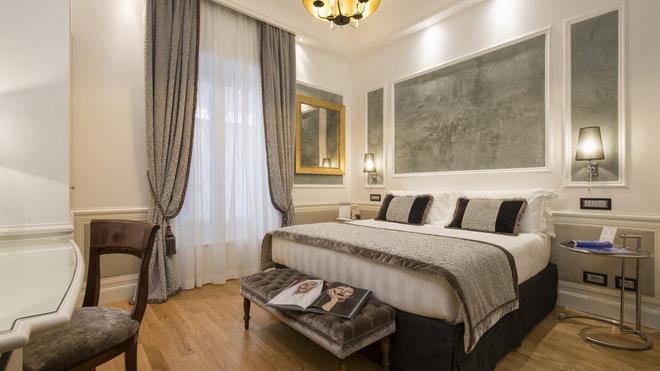大不列顛酒店 - 羅馬 - 羅馬 - 臥室