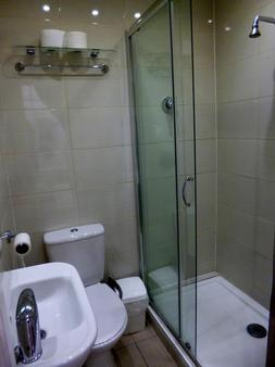 加的夫酒店 - 倫敦 - 浴室