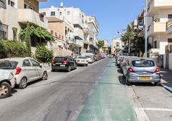 Yarden Beach- Boutique Hotel - Tel Aviv - Näkymät ulkona