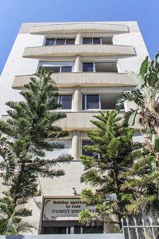 Beer Garden Hotel - Tel Aviv - Toà nhà