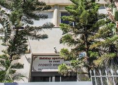 Beer Garden Hotel - Tel Aviv - Gebouw