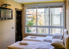 Beer Garden Hotel - Tel Aviv - Phòng ngủ