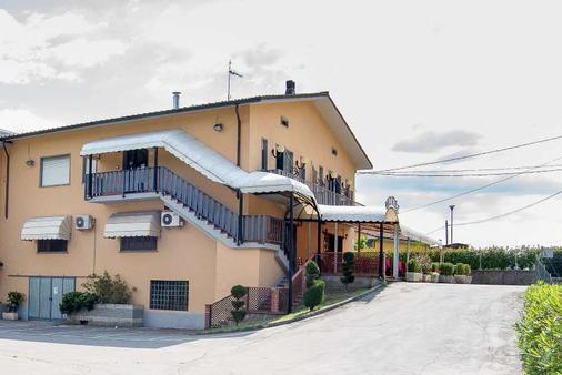 Hotel Tre Castelli - Gallicano - Bar