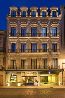 歷史中心酒店 - 墨西哥城 - 墨西哥城 - 建築