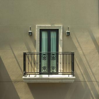 歷史中心酒店 - 墨西哥城 - 墨西哥城 - 陽台