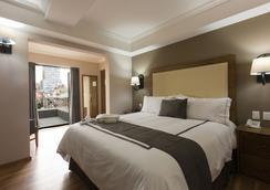 歷史中心酒店 - 墨西哥城 - 墨西哥城 - 臥室