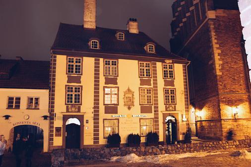 Historical Ekes Konvents 1435 Hotel - Riga - Toà nhà