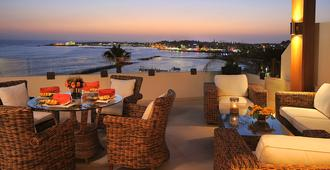 Alexander The Great Beach Hotel - Paphos - Essbereich