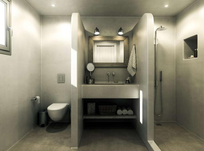 Santo Maris Oia, Luxury Suites & Spa - Oia - Bathroom