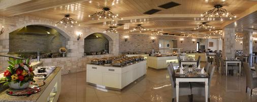 Cactus Royal Resort & Spa - Stalida - Buffet