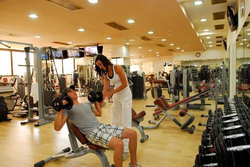 皇家仙人掌式渡假村及水療中心 - 斯塔里斯 - 健身房