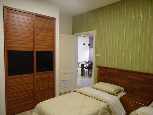 Golden Palace Hotel Apartments - Amman - Phòng ngủ
