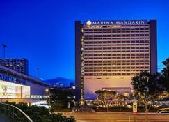 PARKROYAL COLLECTION Marina Bay, Singapore - Singapur - Edificio