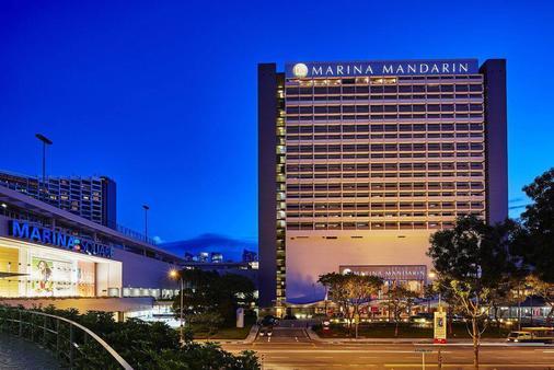 Marina Mandarin - Singapore - Building