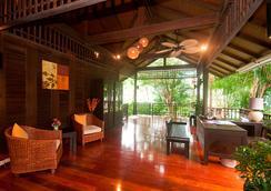 Aonang Villa Resort - Krabi - Oleskelutila