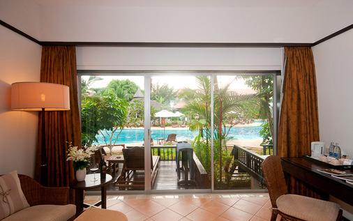 Aonang Villa Resort - Krabi - Parveke