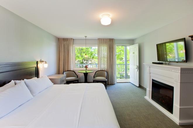 斯格拉斯水療酒店 - 普羅文斯敦 - 普羅溫斯敦 - 臥室
