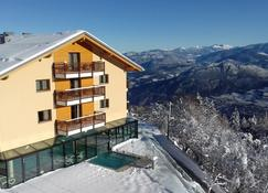 Hotel Monte Bondone - Trente - Bâtiment