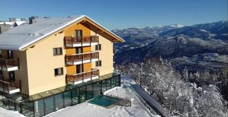 Hotel Monte Bondone - Τρέντο - Κτίριο