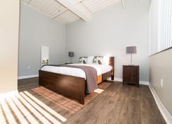 Ginosi Metropolitan Apartel - Los Angeles - Bedroom