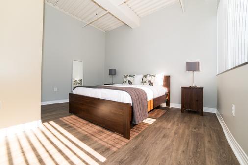 Ginosi Metropolitan Apartel - Los Angeles - Makuuhuone