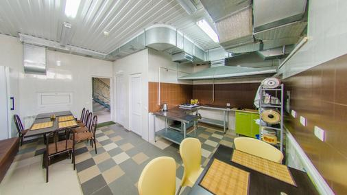 Jeli Guest House - Goryachiy Klyuch - Kitchen