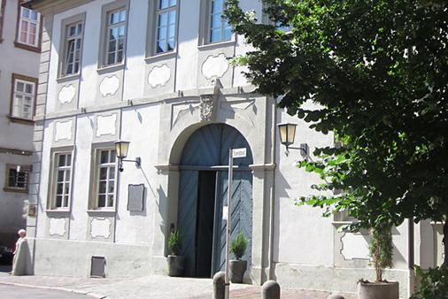 Palais Schrottenberg - Bamberg - Building