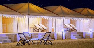 Royal Jaisalmer Resort with Swimming Pool - Jaisalmer - Patio