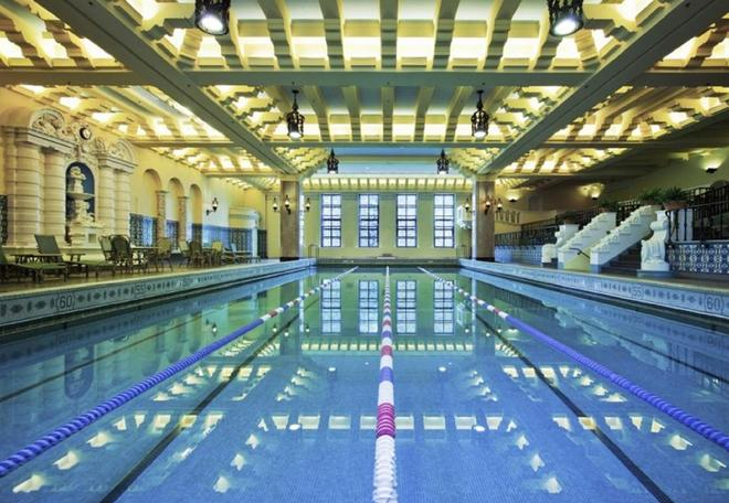 Intercontinental Hotels Chicago Magnificent Mile - Chicago - Pool