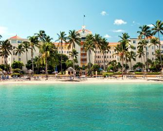 British Colonial Hilton Nassau - Nassau - Edifício