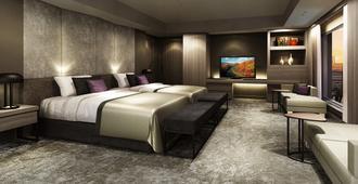 هوتل متروبوليتان سينداي - سينداي - غرفة نوم