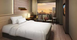 Hotel Metropolitan Sendai - Sendai - Bedroom