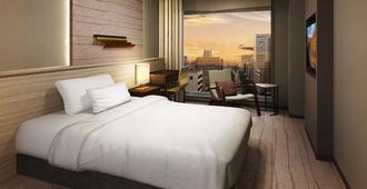 Hotel Metropolitan Sendai - Сендай - Спальня