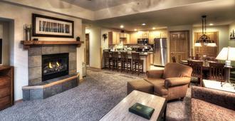 Grand Timber Lodge - Breckenridge - Sala de estar
