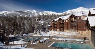 Grand Timber Lodge - Breckenridge - Rakennus