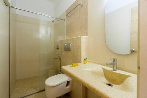 Maple Tree Hotels - Chennai - Phòng tắm