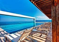 美洲海塔酒店 - 喀他基那 - 卡塔赫納 - 游泳池