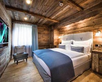 Mondi-Holiday Alpenblickhotel Oberstaufen - Oberstaufen - Bedroom