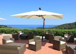 Acquaviva Park Hotel - Portoferraio - Outdoors view