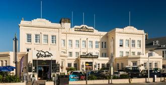 Great Western - Newquay - Toà nhà