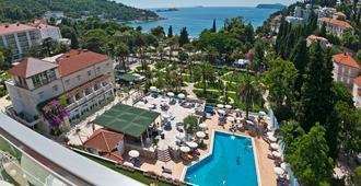 Grand Hotel Park - Ντουμπρόβνικ - Θέα στην ύπαιθρο