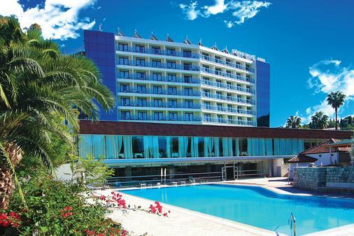 Grand Hotel Park - Dubrovnik - Rakennus