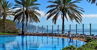 Lti Pestana Grand Ocean Resort Hotel - Φουντσάλ - Πισίνα