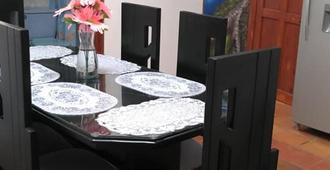 Villa Paraíso - Villa de Leyva - Dining room